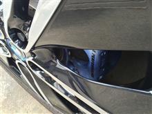 BMW i3 ブレーキキャリパー塗装
