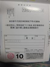 ハスラーをはすらせて道の駅スタンプラリー(6月10日、埼玉県西部)