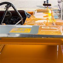 【ブランズハッチ】BRANDS HATCH GP HISTORICAL FESTIVAL 10 | McLaren M8F Can Am 1972