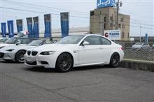 走りに必要な物...な~んだ? BMW E92 M3 ユピテル&ブレーキパッド