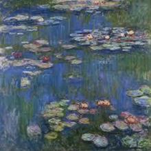 モネの池、再び