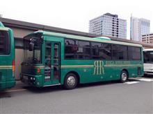 日産ディーゼルのバス