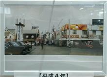 岩槻駅にて。