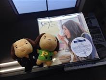 CD【藤原さくら soup】届きました(*^o^*)♪