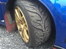 タイヤ交換・今後の課題