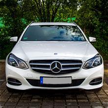 【試乗】Mercedes-Benz E200 S212 前編