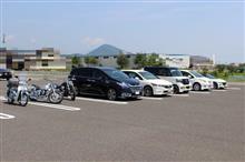 ランチバイキング&メタセコ並木ツーリングに参加(^O^)