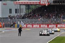 ル・マン24時間レース finish