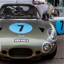 【ブランズハッチ】BRANDS HATCH GP HISTORICAL FESTIVAL 19 | Aston Martin DP214 1963, DB4