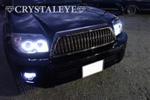 215系ハイラックスサーフ LEDテール&イカリングヘッドライト キャンペーン