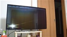 regzaテレビ、壊れた