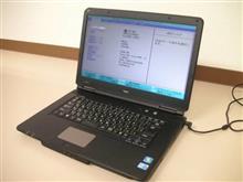 NEC VersaPro VL-B VK24LL-B Core i3 に  i7!!!