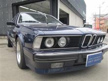 BMW635CSI 必見販売車両!!