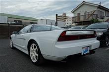 『ホンダ NSX 板金・塗装・修理』 東京都東村山市からご来店のリピーター様です。
