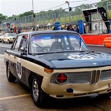 【ブランズハッチ】BRANDS HATCH GP HISTORICAL FESTIVAL 25 | BMW 1800TI