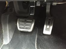 Polo AB pedal attachment procedure memo