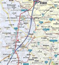 T.BASEへの道(東名川崎IC編Vol1)