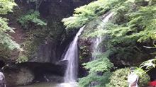 FMMギャラリーと裏見の滝