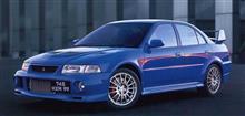 国産名車コレクション 272号 三菱 ランサー GSR エボリューションⅥ