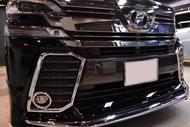 滑らかに艶やかに トヨタ・ヴェルファイアのガラスコーティング【リボルト東京WEST】