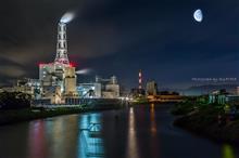 アーティフィシャルリアリティー的、富士工場夜景