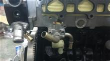 AE86に4AG20Vを載せる際に。。。