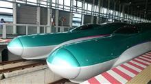北海道新幹線に乗りました