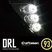 新型プリウス(50系)用DRL KIT発売開始
