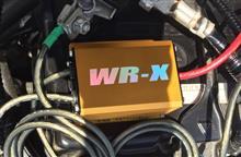 3Q WR-X+SQヒューズでテストコースその1