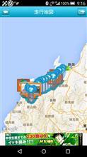 長岡から羽咋市内の寺院へ、そして長野駅前のホテルに無事到着