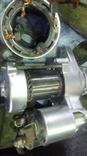 ハイゼット200系のEFエンジン用のセルモーター