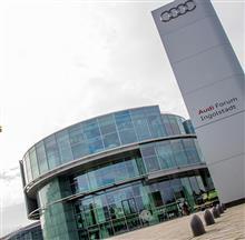 【Audi Forum Ingolstadt】2 | 建物編