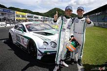 GT Asia 岡山戦 Bentley Boysに戻って母国レース頑張ります!!