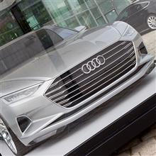 【Audi Forum Ingolstadt】3   prologue concept 2014
