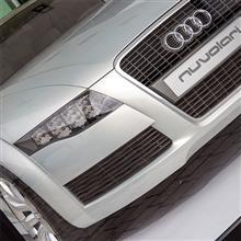 【Audi Forum Ingolstadt】4   Concept Nuvolari quattro 2003