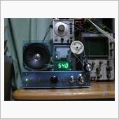 グリッド再生式 ST管ラジオ ...