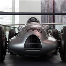 【Audi Forum Ingolstadt】 6   Auto Union Grand-Prix-Rennwagen Typ D 1938-1939