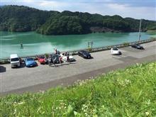 0626日 オープンカー倶楽部関東・突発ラーメン&ダムカードTRG@多摩〜相模原方面