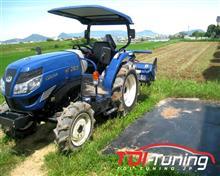 【ISEKI 農業用トラクターディーゼルサブコン TDI Agricultural Diesel Tuning 】インプレ頂きました!