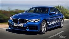 BMW 次期3シリーズ(G20)