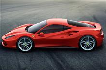 フェラーリ488について