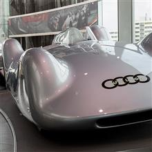 【Audi Forum Ingolstadt】 8 | Auto Union Typ C Stromlinien-Rennwagen 1937