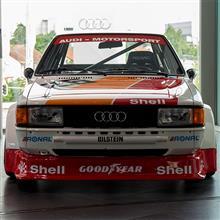 【Audi Forum Ingolstadt】 9 | Audi 80 Tourenwagen-Europameister Gruppe 2 1980