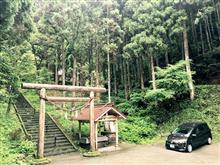 どっぷり梅雨時期に高千穂ツアー2016(神社多め)~その6