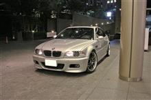 訪問記 大黒PA・辰巳PA (BMW M3 (E46)) 後編