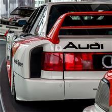 【Audi Forum Ingolstadt】 11 | Audi 90 quattro IMSA-GTO 1989