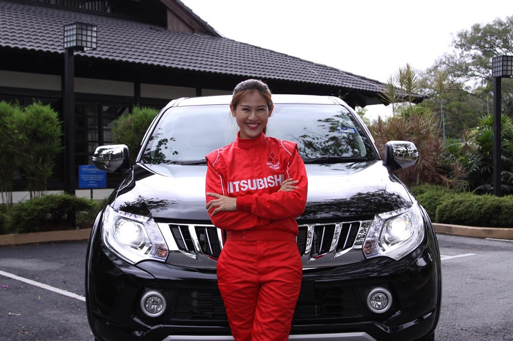 Leona Chin - Proud Owner of the 5th Generation Mitsubishi Triton VGT Adventure : Malaysia ・・・・