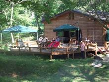 7月30日檜原湖キャンプ