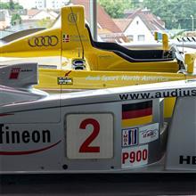 【Audi Forum Ingolstadt】 13 | Infenion Audi R8 ALMS 2002