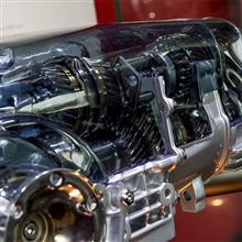【Audi Forum Ingolstadt】 14 | AEL Type 2.5 litre five-cylinder TDI engine